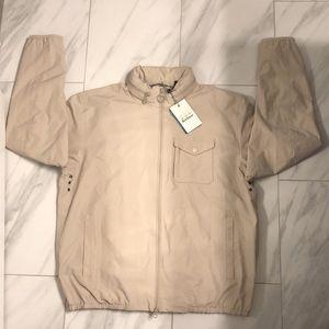 NWT Men's Barbour Full Zip Jacket